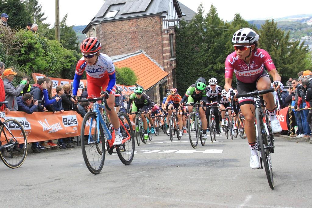 Rivera wint in Belgium Tour