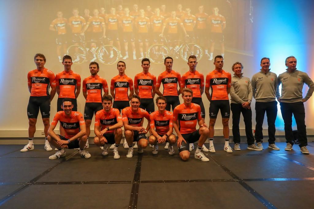Roompot in speciaal shirt voor Amstel Gold Race