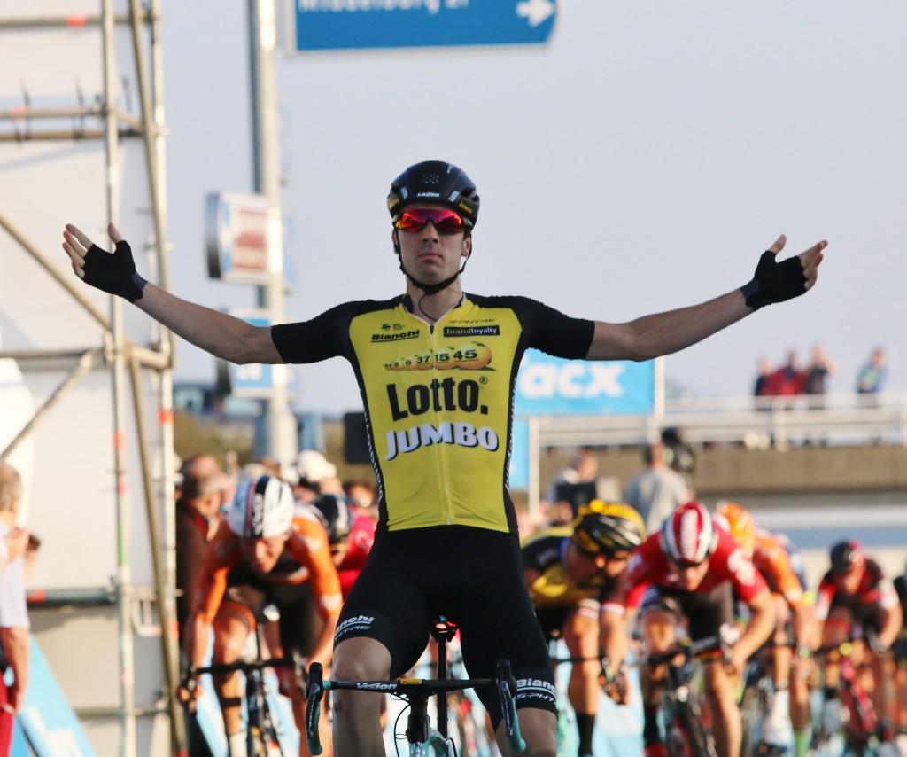 LottoNL-Jumbo met vijf Nederlanders naar Tour