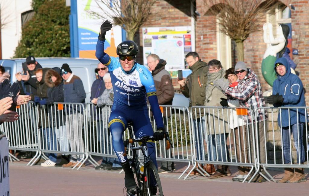 Rick Ottema wint Ronde van Groningen
