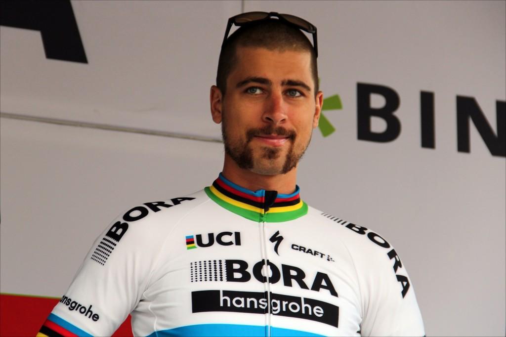 Sagan wint openingsrit in BinckBank Tour