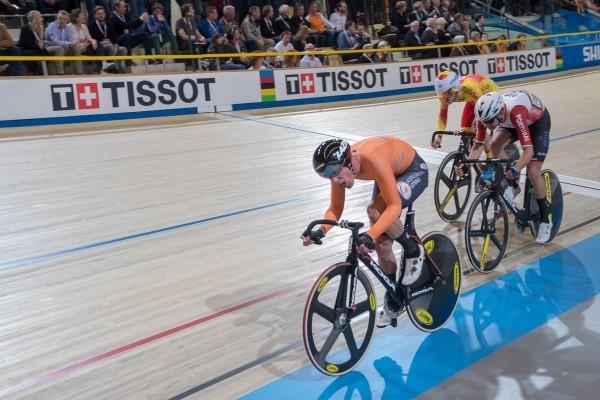 Evenepoel onttroont Van Schip in Belgium Tour