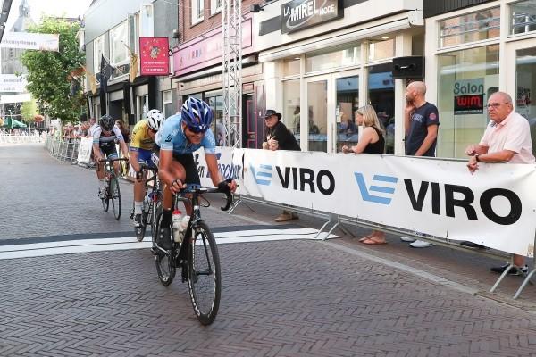 VIRO Criterium Cup begint met nieuwkomer