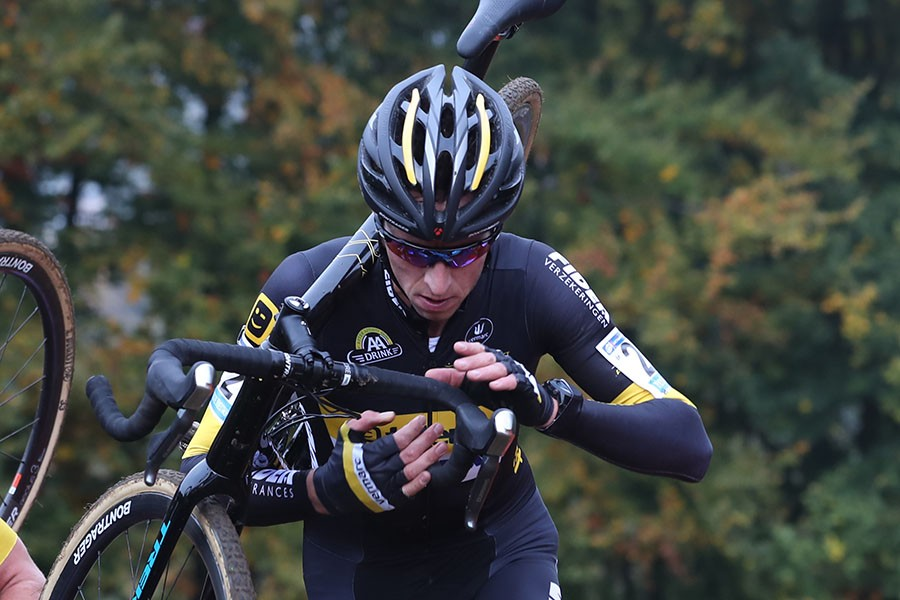 Thijs van Amerongen op zoek naar nieuwe sponsor