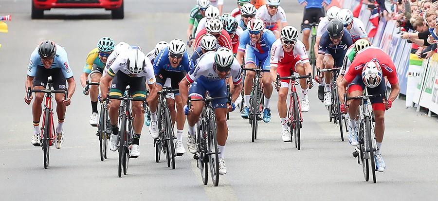 WK Mannen: Sagan naar derde wereldtitel
