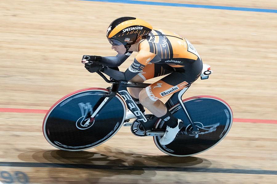 Amy Pieters wint tweede NK-titel in Alkmaar