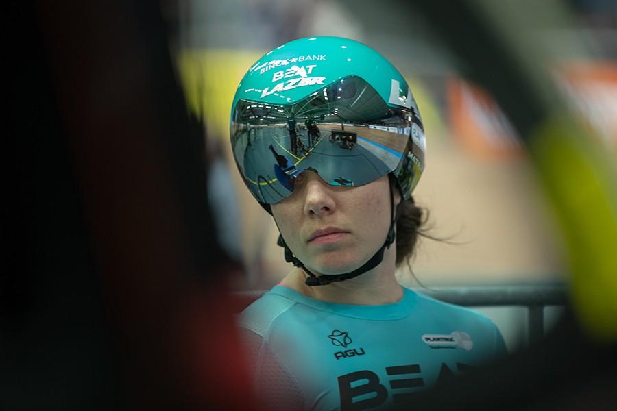 Van Riessen wint NK Sprint