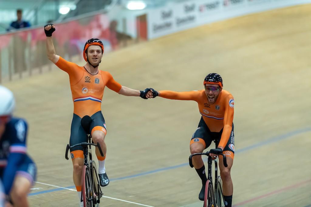 Havik en Van Schip naar Europese titel
