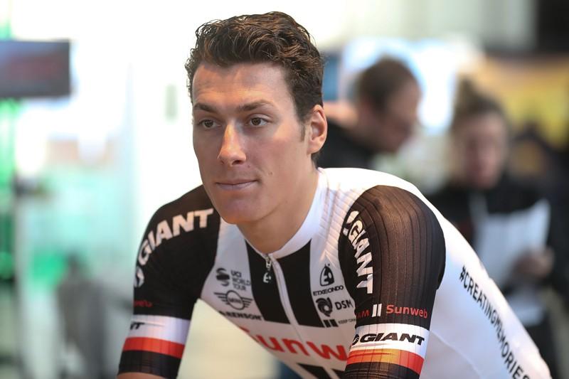 Ramon Sinkeldam snakt naar nieuw wielerjaar