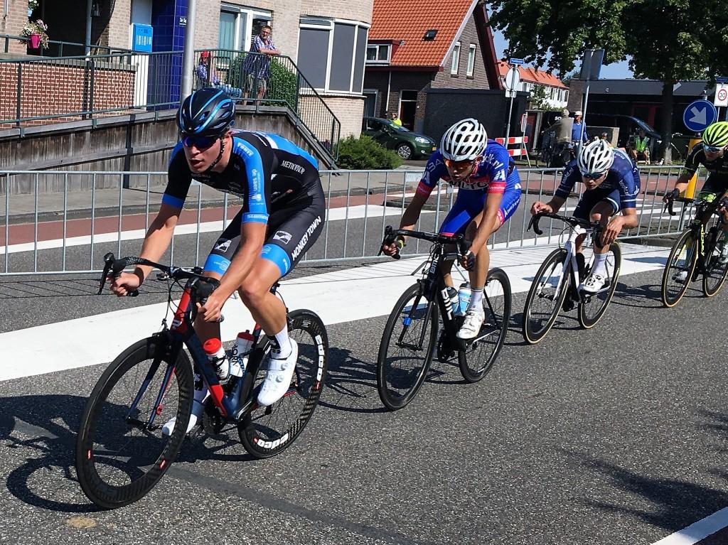 Slik derde in proloog Sibiu Cycling Tour