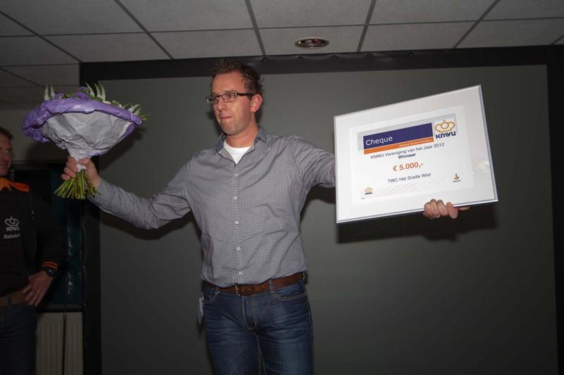 Finalisten KNWU Vereniging van het Jaar