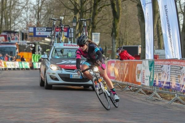Nicole Steigenga naar Doltcini-Van Eyck