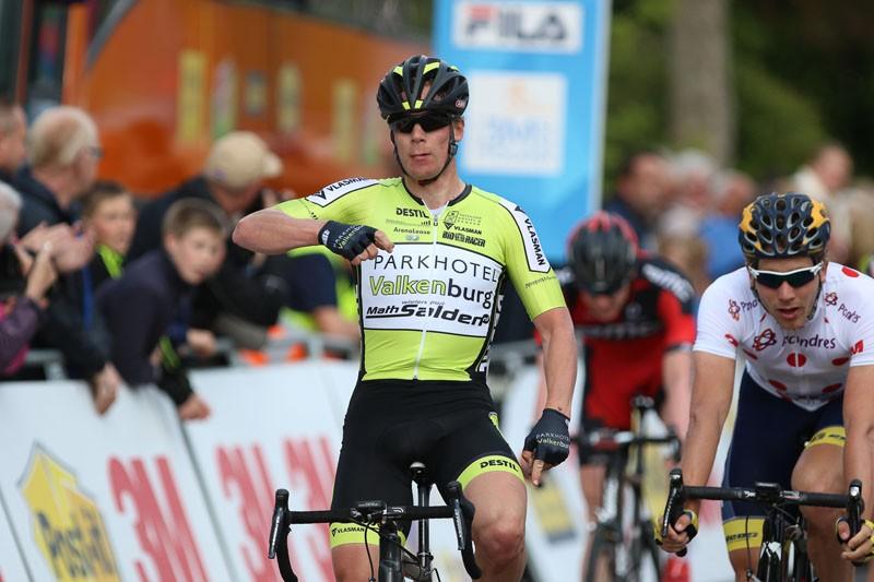 Wim Stroetinga wil ook op NK stunten