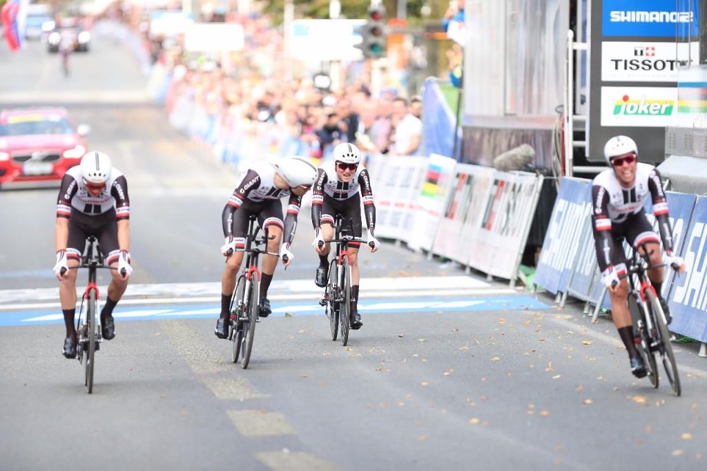 Startlijst ploegentijdrit derde etappe Tour de France