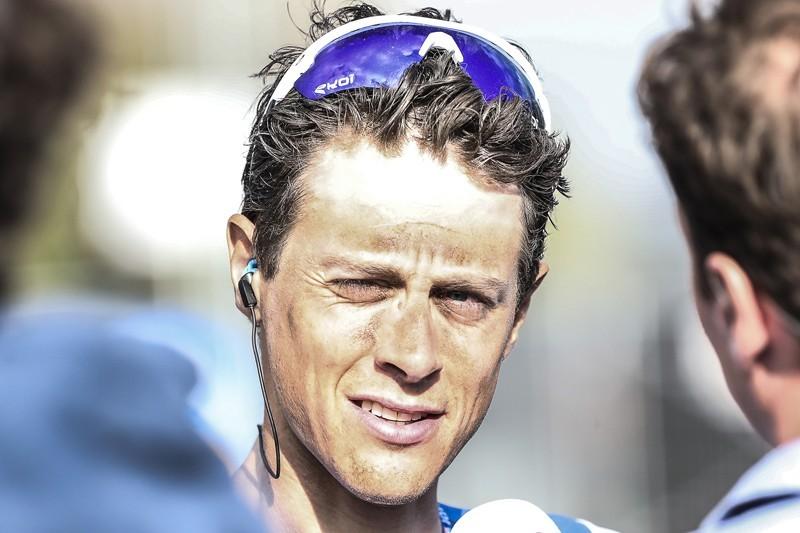 Niki Terpstra rijdt 6e WK Ploegentijdrit
