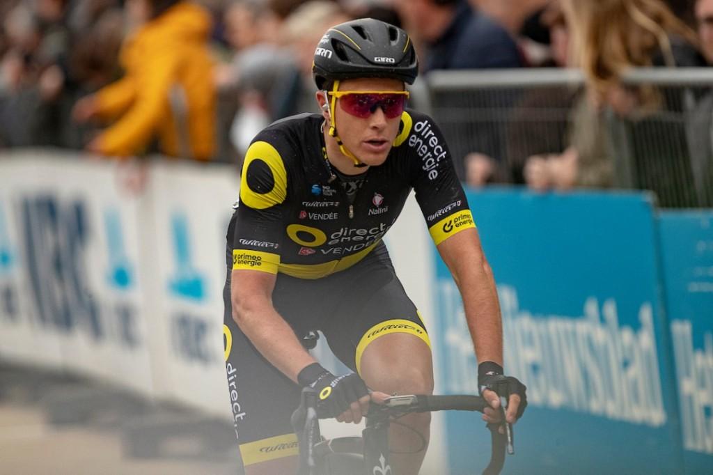 Terpstra tiende in tijdrit Belgium Tour