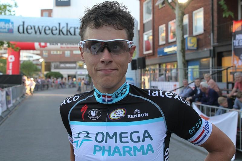 Niki Terpstra stapt uit Ronde van Zwitserland
