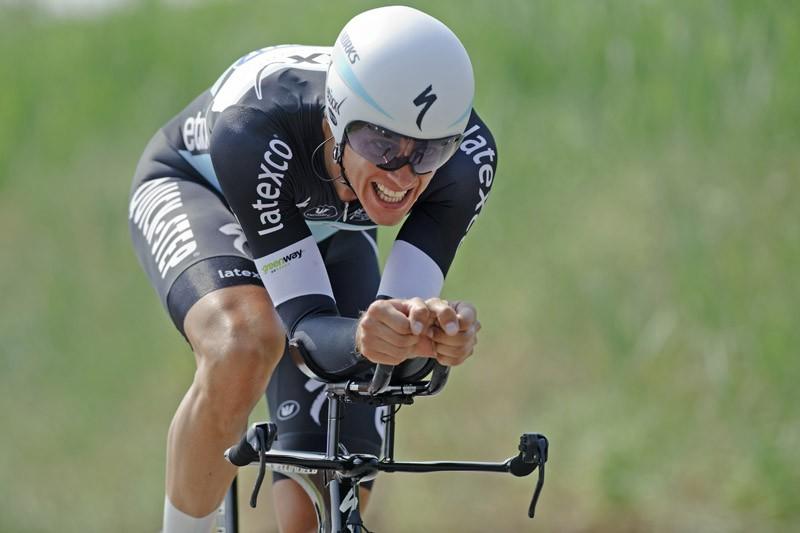 Van Aert wint in Belgium Tour, Terpstra vierde