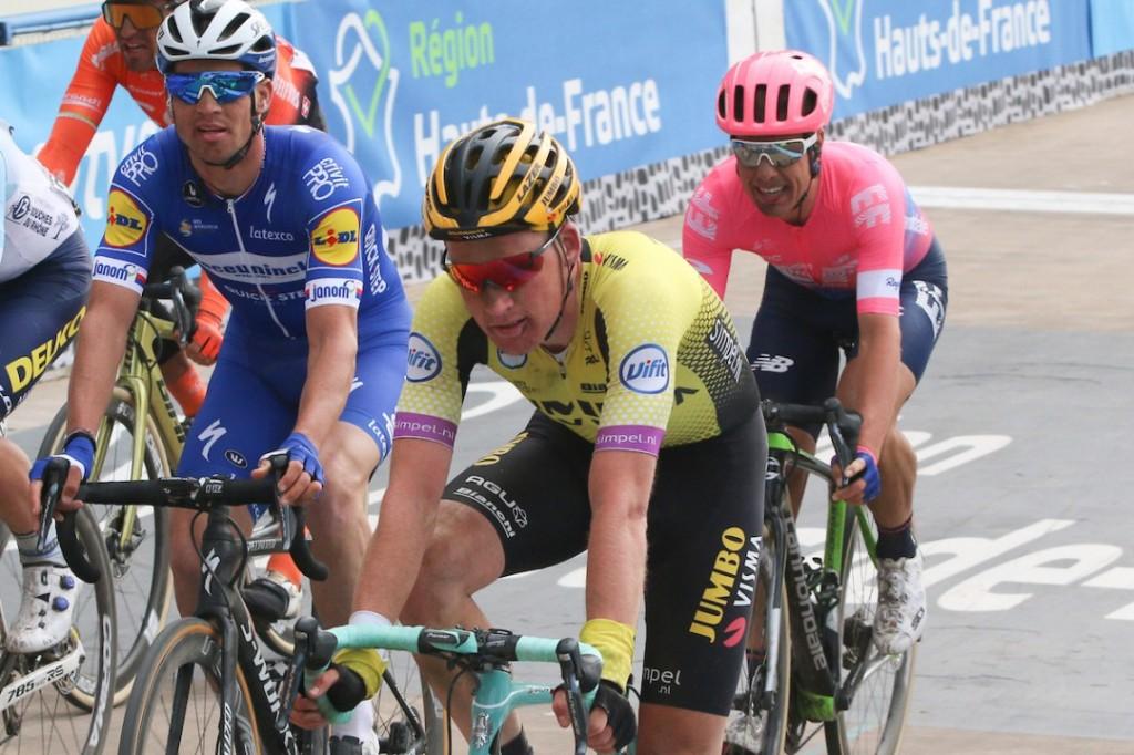 Bennet wint etappe Binck Bank Tour