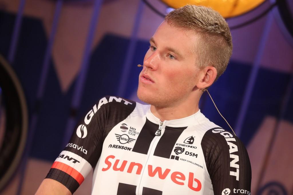 Mannen- en  vrouwenteam Sunweb voor Vlaanderen