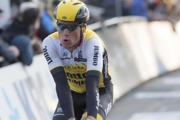 Teunissen vijfde in Ronde van Valencia