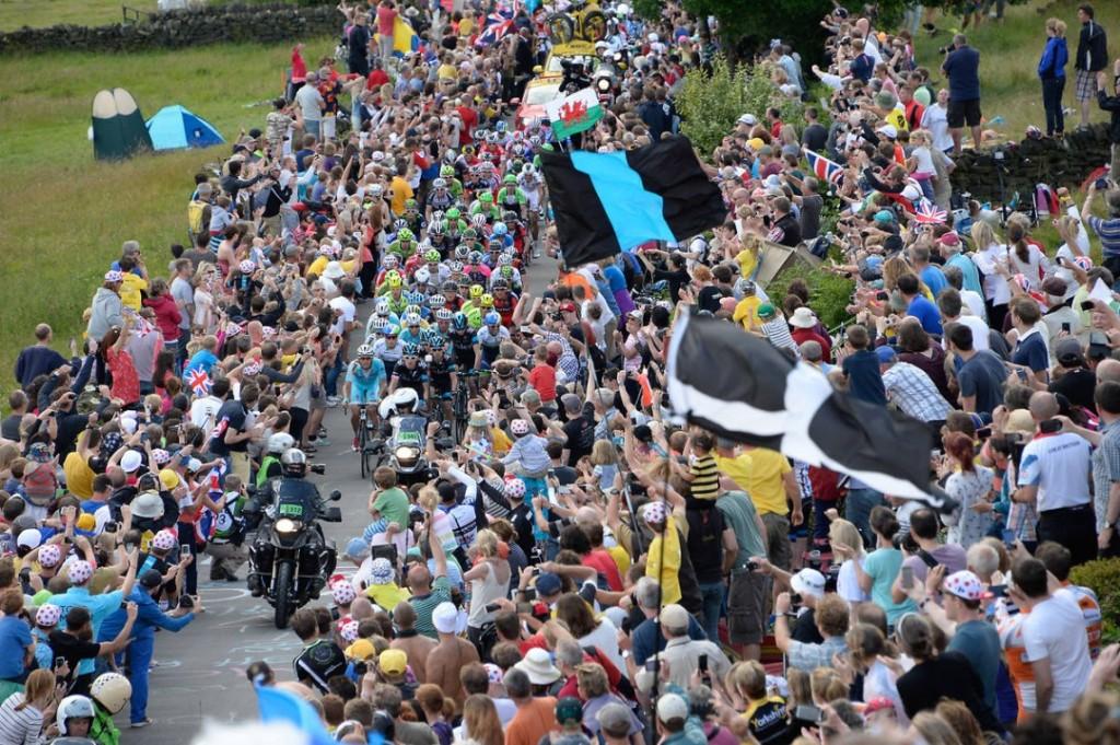 Geen renners positief in Tour, wel 4 teamleden