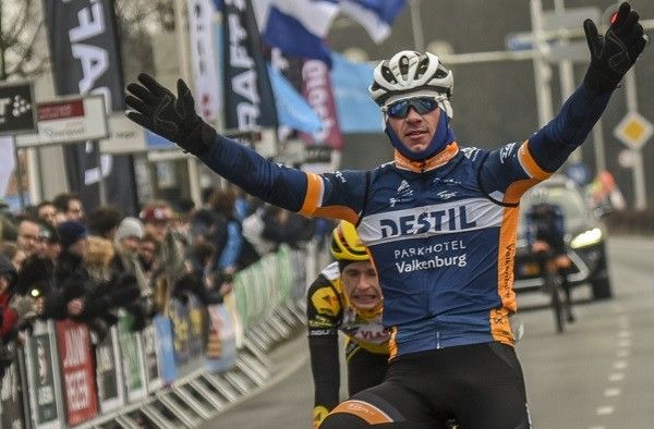 Van Trijp is derde in Dorpenomloop Rucphen