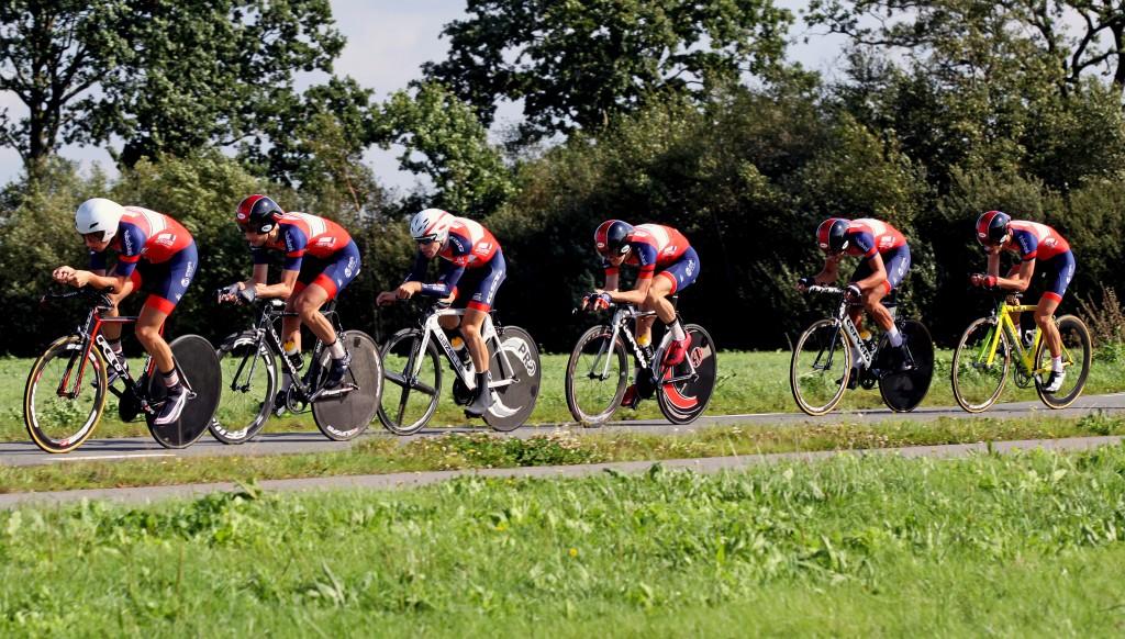De Jonge Renner wint ploegentijdrit Ureterp