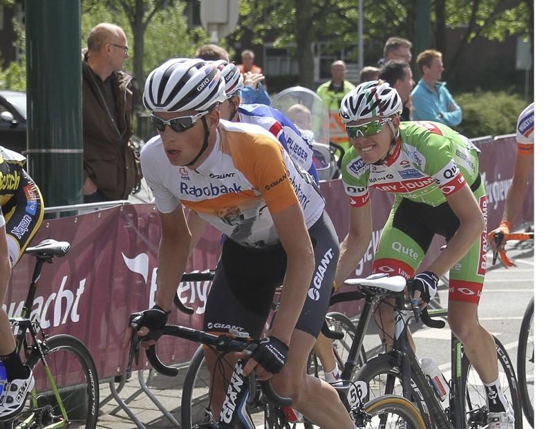 Ook Tusveld moet Giro d'Italia missen
