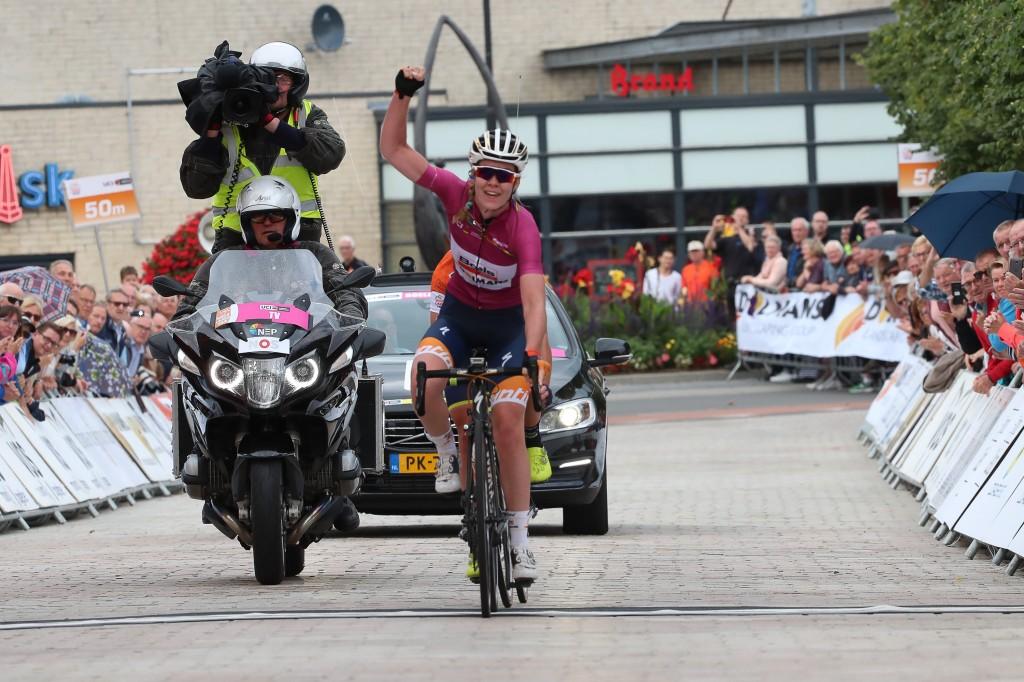 Boels Ladies Tour op regionale zenders en Eurosport