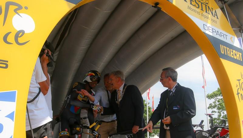 Teams en renners Tour de France 2016