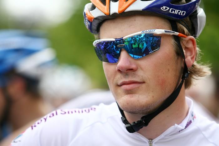 Van Baarle eindwinnaar Thuringen Rundfahrt