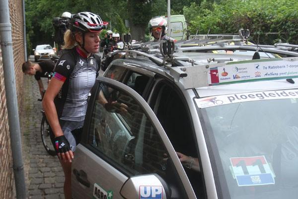Van Dijk wil NK-vorm in Giro Rosa verzilveren