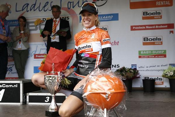 Van Dijk wint Holland Ladies Tour