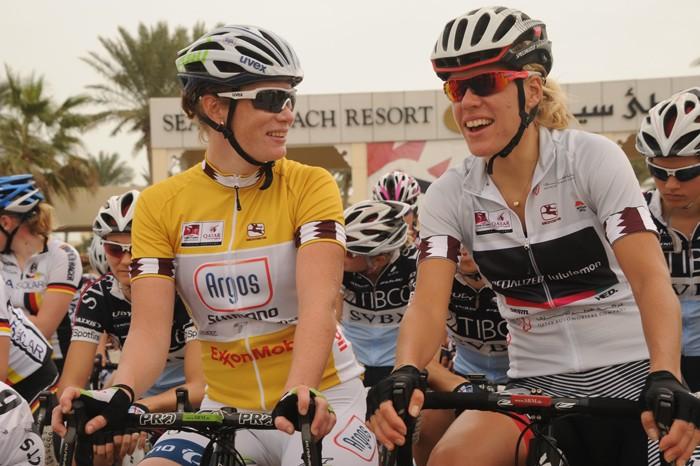 Van Dijk meldt zich af voor Ladies Tour of Qatar
