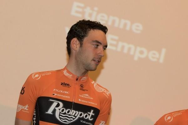 Van Empel tweede in Ronde van Albanie