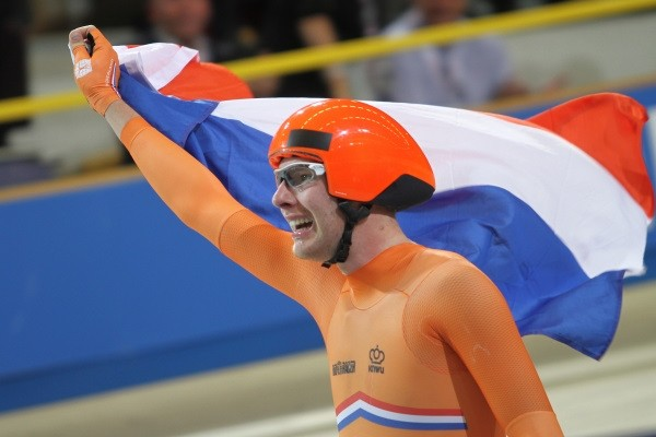 Van Schip wint zilver op EK Puntenkoers