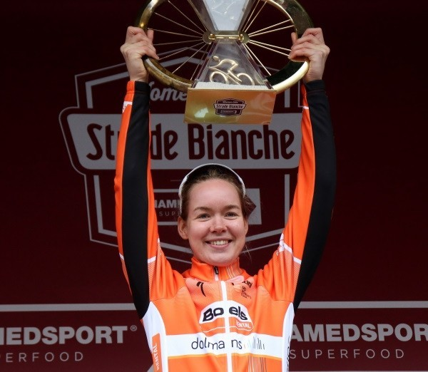 Welke Nederlanders starten in Strade Bianche?