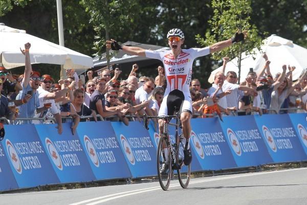 Van der Poel rijdt Tour of Britain