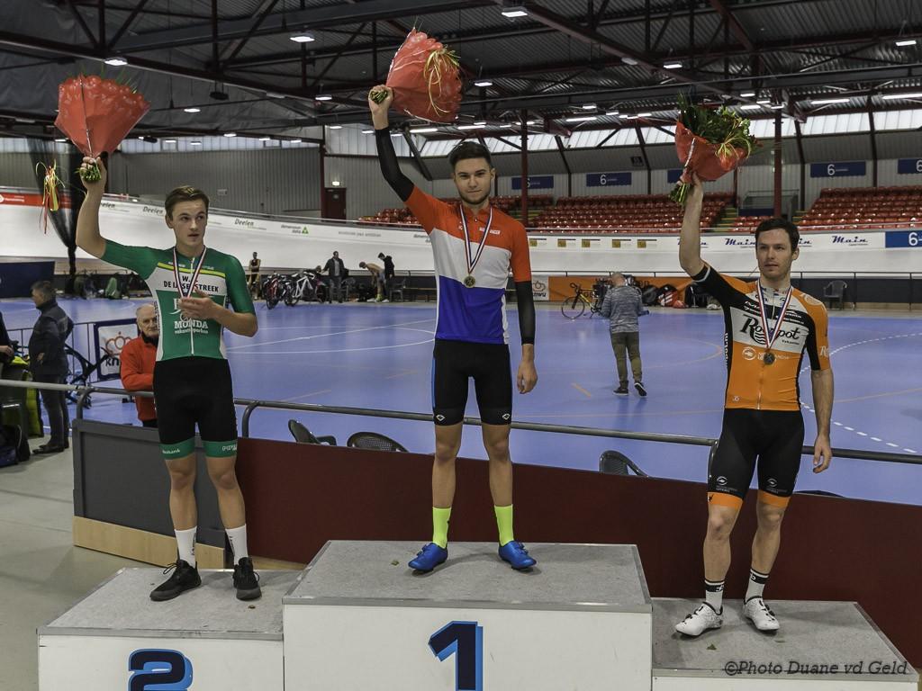 Van der Veekens nationaal kampioen 50 km