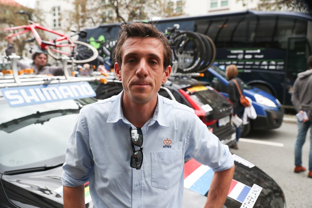 Veneberg ziet medaillekans WK wegwedstrijd mannen