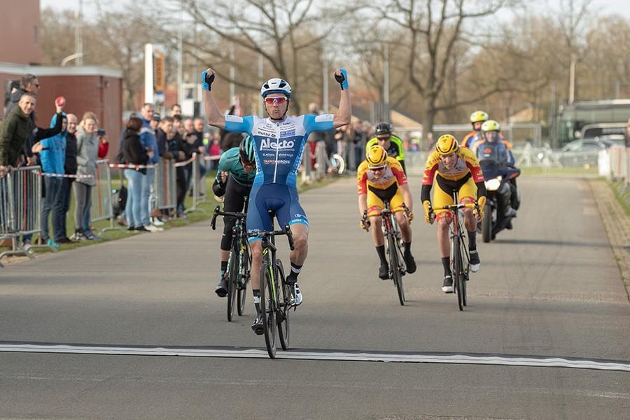 Alecto Cycling Team zoekt nieuwe hoofdsponsor