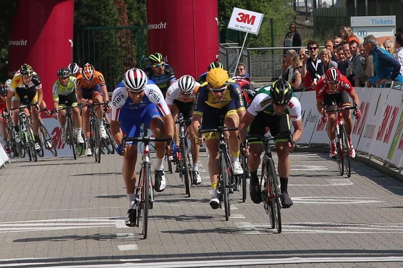 Jeff Vermeulen zet punt achter wielerloopbaan