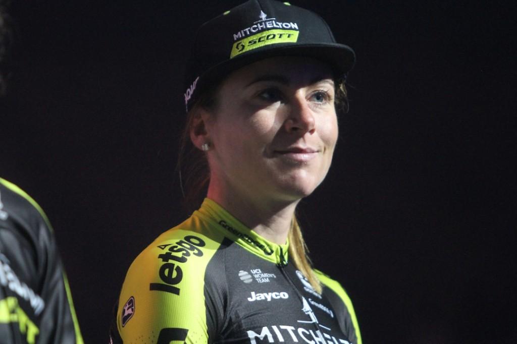 Lippert blijft Van Vleuten voor in Women's WorldTour