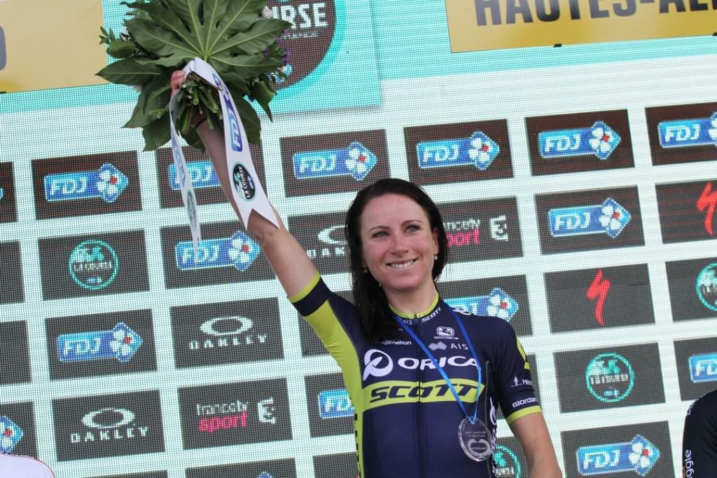 Nieuw parcours Course by Le Tour