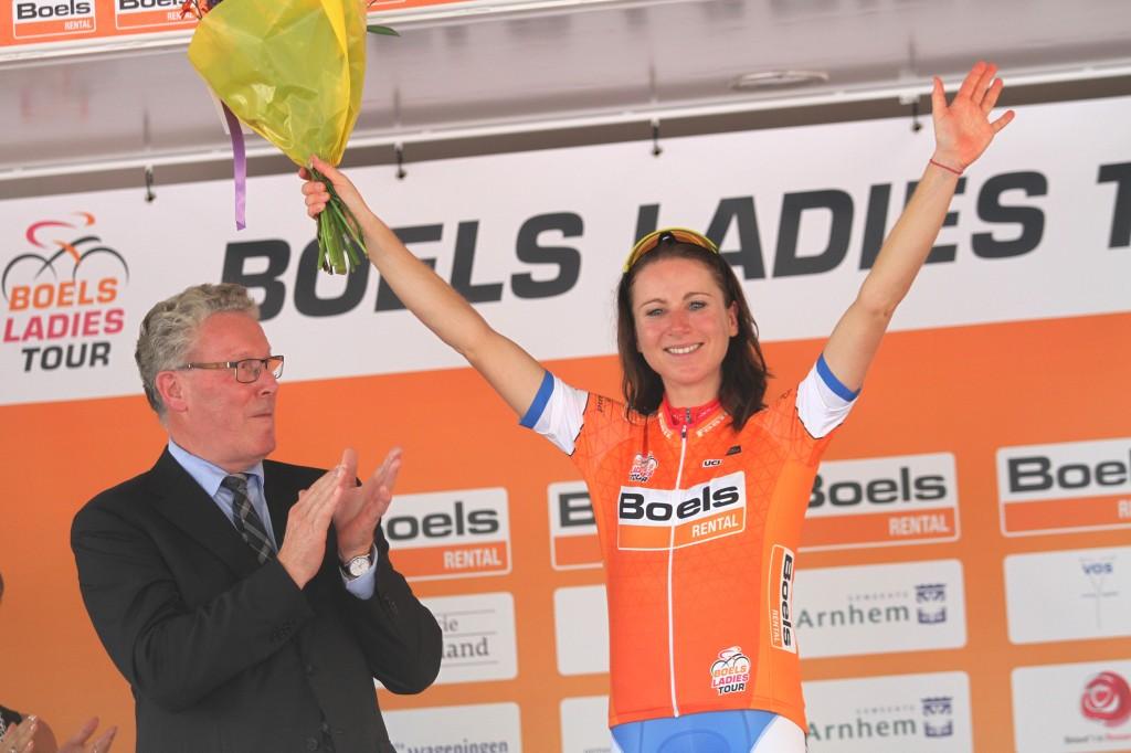 Starttijden en live-timing proloog Boels Ladies Tour