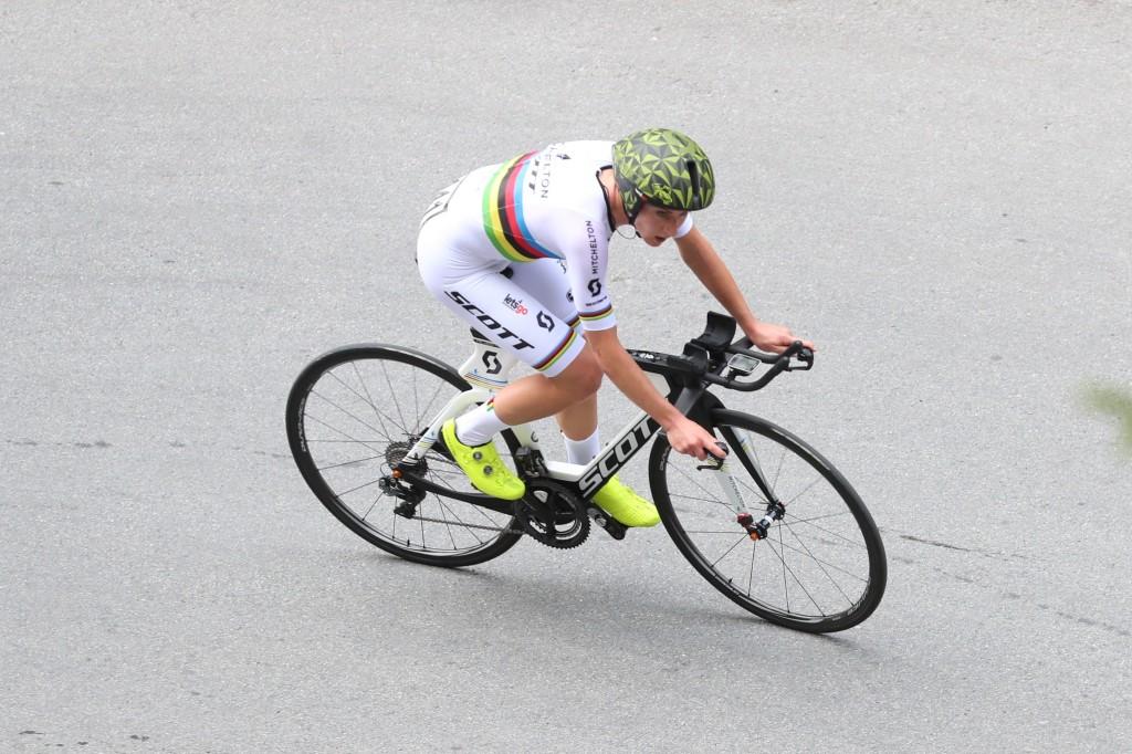 Starttijden Nederlandse vrouwen tijdrit Giro Rosa