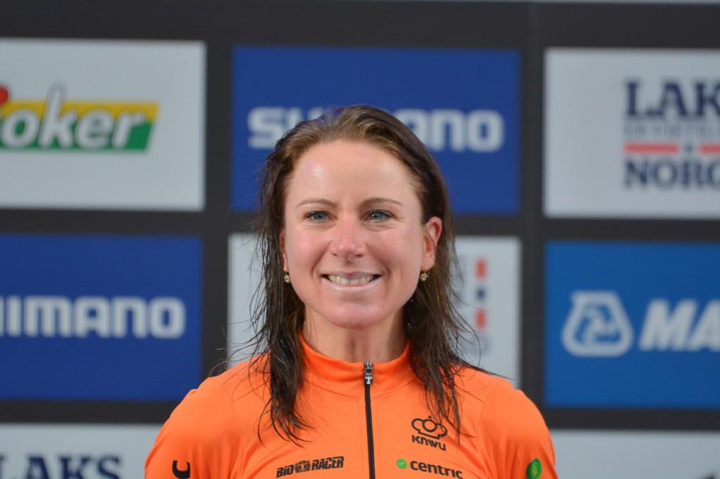 Van Vleuten is vierde in Tour Down Under