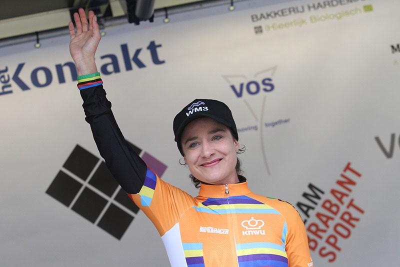 Vos toont Europese kampioenstrui in Vargarda