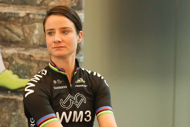 Marianne Vos verkiest Borsele boven Luik